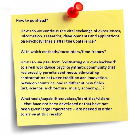 Psychosynthesis  The   Core Concepts by Kenneth S  rensen   The  Psychosynthesis Trust Michael Brown s